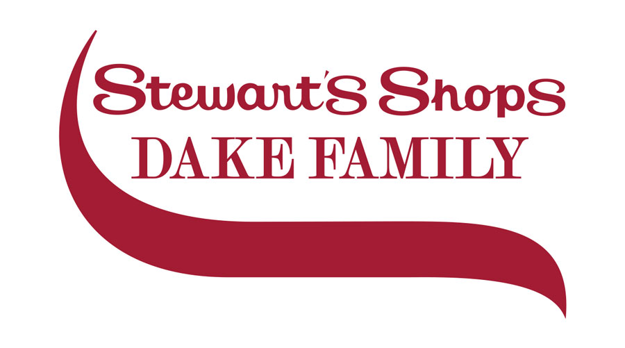 Stewart's shops logo with Dake Family under it
